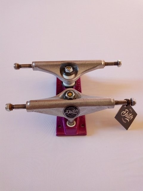 TRUCKS SKATE DATER BASE COLOR139 mm.
