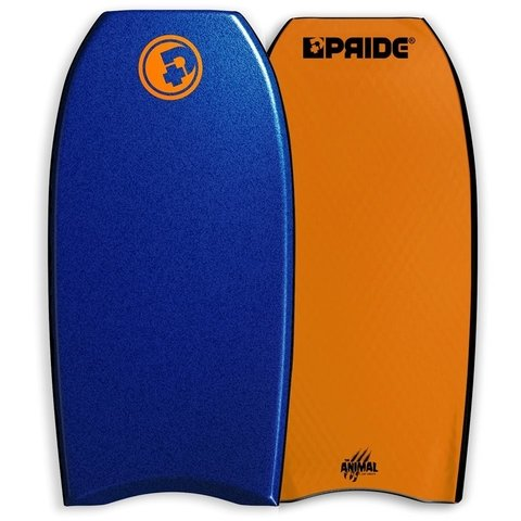 Tabla Bodyboard Pride-The Animal PP Series-The Finnegan Collection