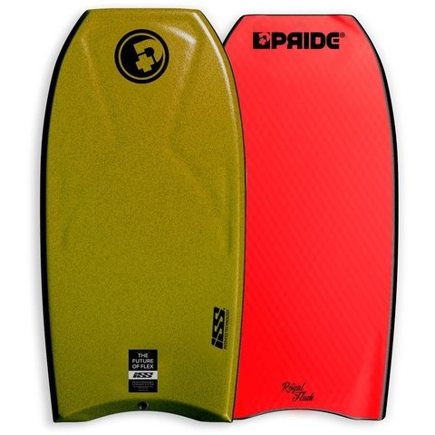 Tabla Bodyboard Pride- The Royal Flushes-ISS- Tristan Roberts