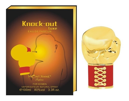 Knock Out Luxe Mont'anne Eau de Parfum 100 ml