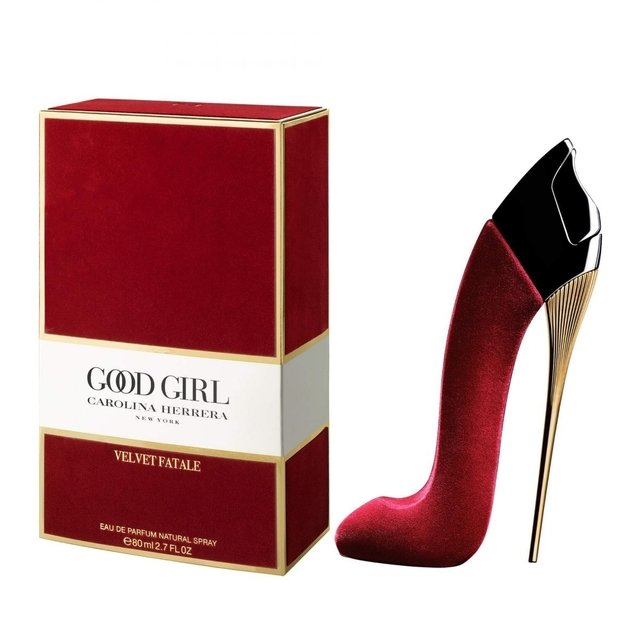 Perfume Carolina Herrera Good Girl Velvet Fatale Eau de Parfum 80 ml