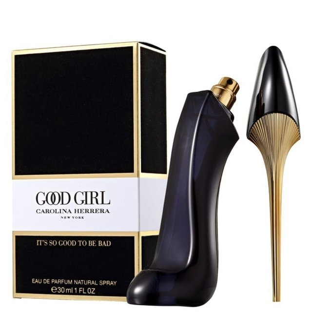Perfume Good Girl Carolina Herrera Eau De Parfum 30 ml
