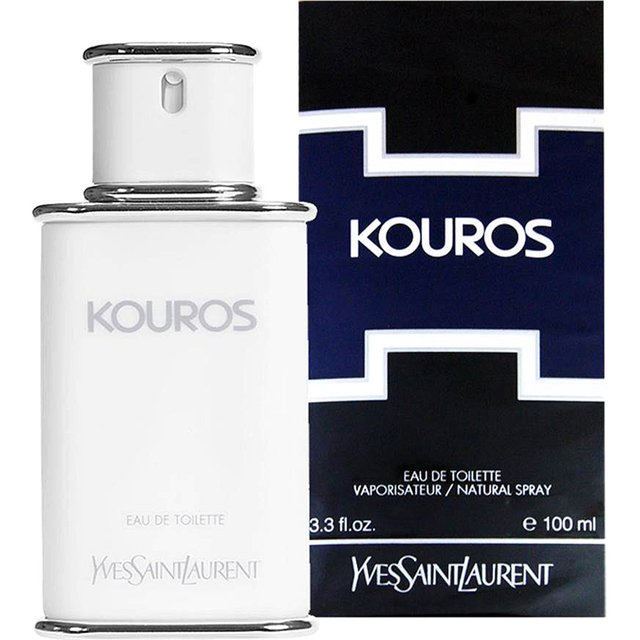 Perfume Kouros Yves Saint Laurent Eau de Toilette 100 ml