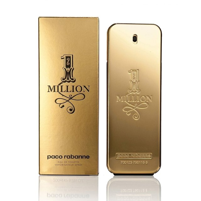 Perfume 1 Million Paco Rabanne  Eau de Toilette 30 ml
