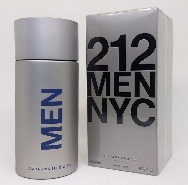 0062edf17 ... Perfume 212 Men NYC Carolina Herrera Eau de Toilette 200 ml ...