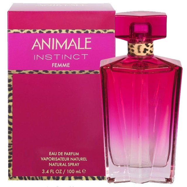 Perfume Animale Instinct for Woman Eau de Parfum 100 ml