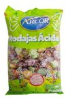 Caramelos Arcor Rodajas Acidas - Lollipop