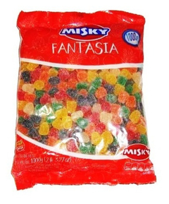 Gomitas Misky Fantasía - Conitos  X 1 Kgr - Lollipop
