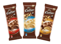 Combo Chocolates Cofler Air 100 Gr  X 3 U  - Lollipop
