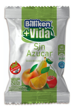 Gomitas Billiken Sin Azucar X 12 U - Lollipop