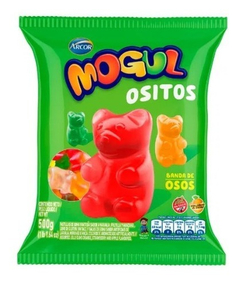 Gomitas Mogul Ositos X 500 Grs - Lollipop