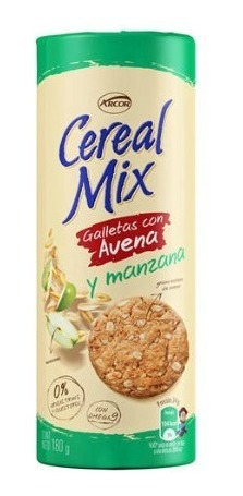 Galletitas Cereal Mix 180 Grs C/u X 5 U - Lollipop en internet