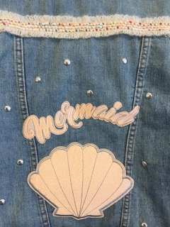 CAMPERA MERMAID - CHENZI