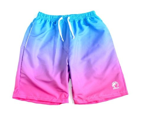 Short Summer Rosa/Azul