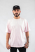 Big T-Shirt Minimalist Rosa na internet