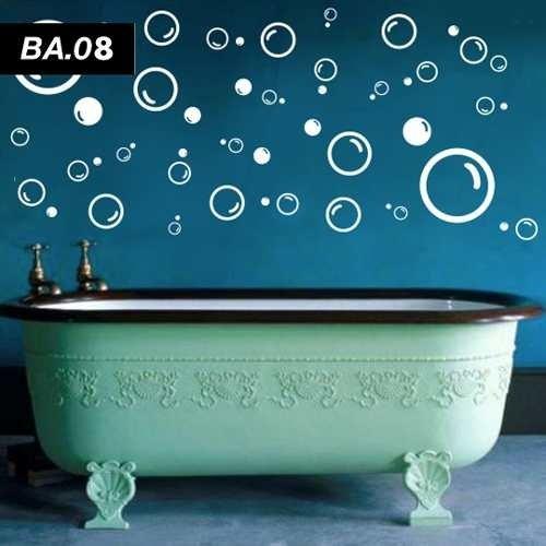 Vinilos Decorativos Burbujas.Vinilos Decorativos Burbujas Plancha De 30 Unidades