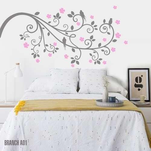Avalon vinilos - Vinilos decorativos dormitorio ...