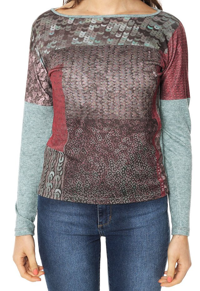 Sweater Belina verde