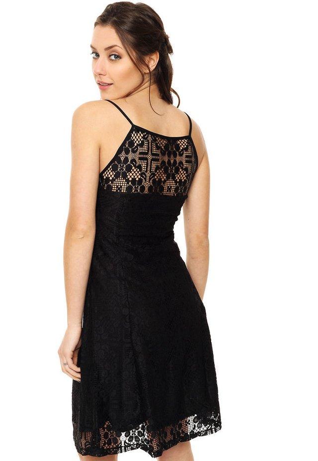 9cc7f9f29 Vestido negro Emma - Mia Loreto  Vestido negro Emma ...