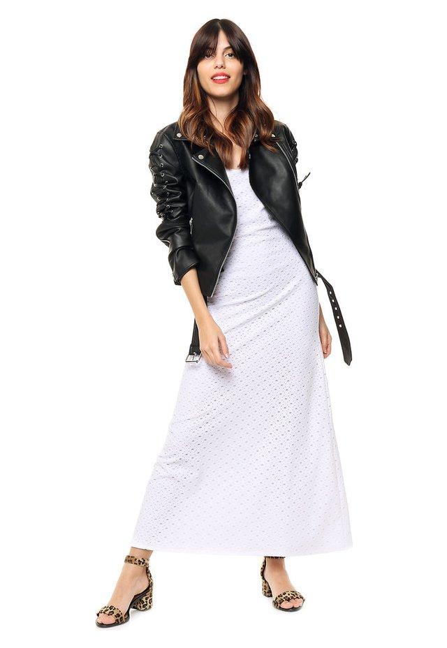 Donde comprar venta limitada amplia selección Vestido blanco Chipre