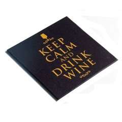 Imã - Keep Calm and Drink Wine - loja online