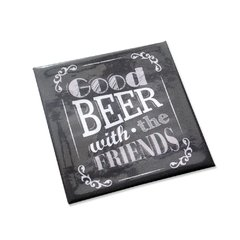 Imã - Good Beer with friends na internet