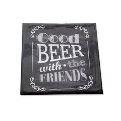Imagem do Imã - Good Beer with friends