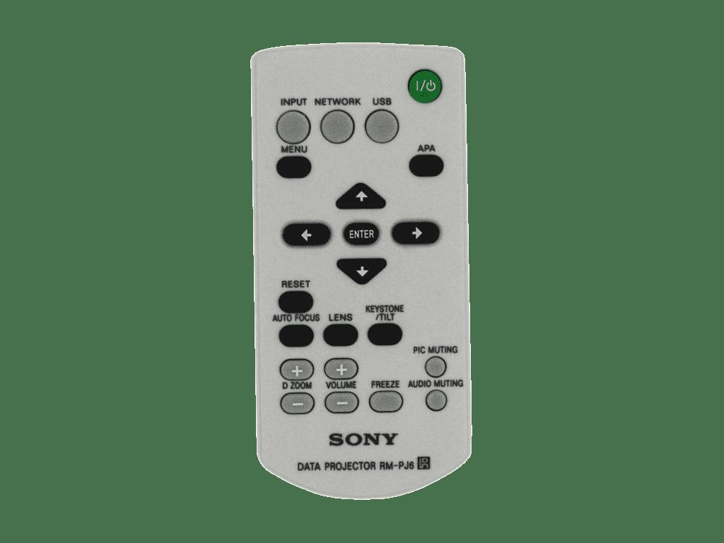 Genuine Sony RM-X306 Car Stereo System Remote Control