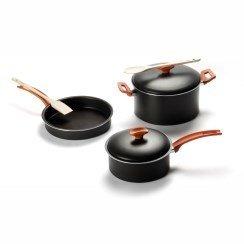 Batería de ollas 5 piezas Marmicoc