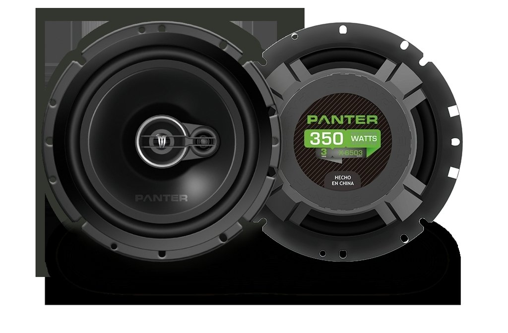 "Parlantes 6,5"" Monster"
