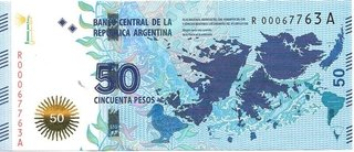 BILLETE DE 50 PESOS