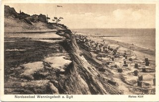 Mar del Norte Wenningstedt a. Sylt