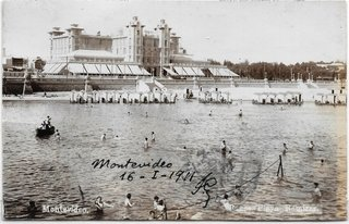 Montevideo. 16-1-1911. Playa Ramirez.