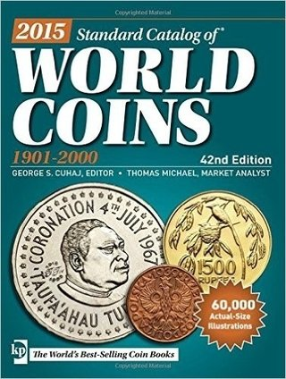World Coins 1901-2000, Ed. 2015