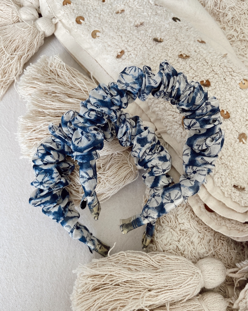 Vincha Little Shibori