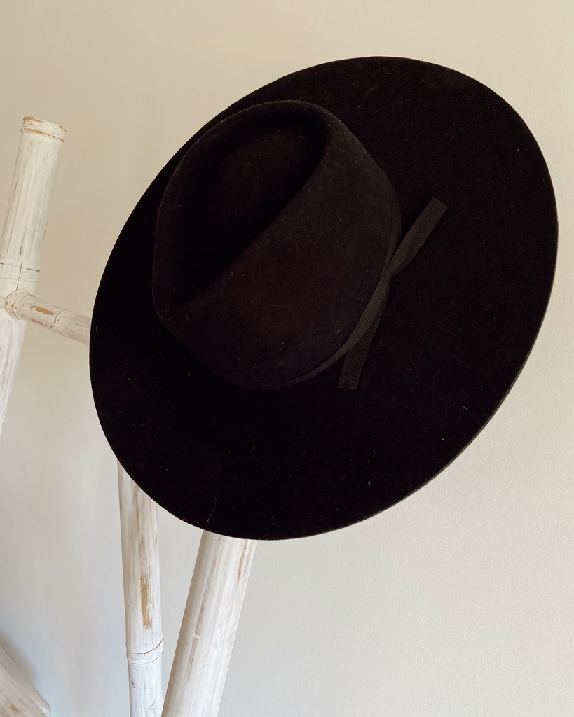Sombrero Net Black