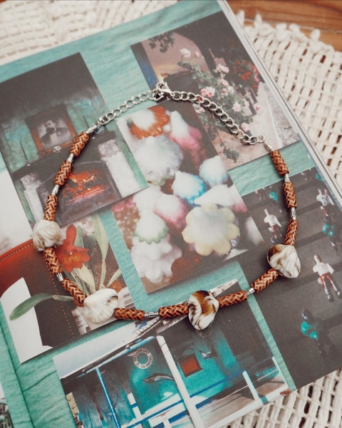 Collar Folky Shell