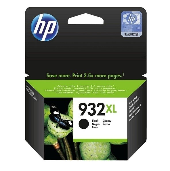 HP CN053AL (932XL) SERIE OFFICEJET 7600 NEGRO