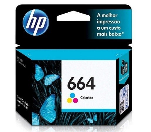 HP F6V28AL (664) P/2135/3635/4675 COLOR