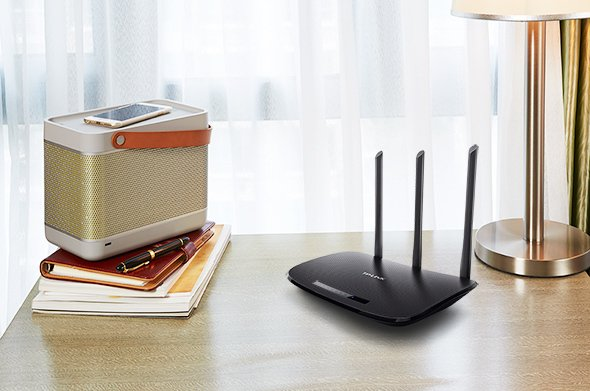 ROUTER WIRELESS TP-LINK WR940N 450 MBPS NORMA N - 3ANT.