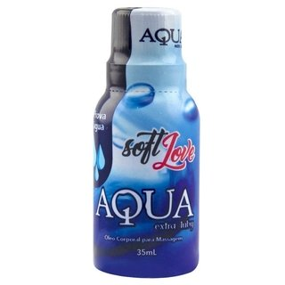Lubrificante Gel Aqua Extra Luby 35ml - Soft Love 100340