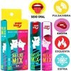 PACKS 10 / Gel do Beijo Mix Esquenta / Esfria 14G -Pepper Blend 101540 - comprar online