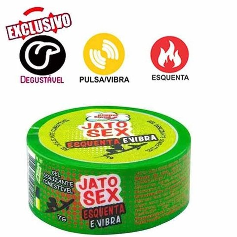 jato sex esquenta e vibra 7g - pepper blend - pb183