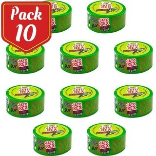 Pack/10 jato sex esquenta e vibra 7g - pepper blend