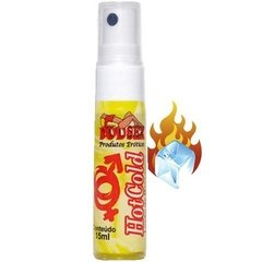 EXCITANTE Spray HOT COLD (Esquenta e Gela) 15ml -PSEX 101078