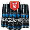 Pack/10 Analliz Grego Profundo Spray (Excitante Multi Ação) 15ml - TOPGEL 102029