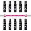 PACKS 10 / Power Black ICE  Aromatizante Anti-Séptico Bucal Extra Forte  35ml Hot Flowers -HC337 100580