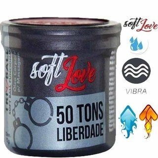 SOFT BALL TRIBALL 50 TONS DE LIBERDADE - 03 UN - SOFT LOVE 101470 - comprar online