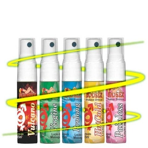 KIT LEVE 5 PAGUE 4 SPRAY FUNCIONAL - PSEX