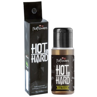Hot Hard Provocador de Ereção, excitante Masculino 13gr - Hot flowers- HC310 100997